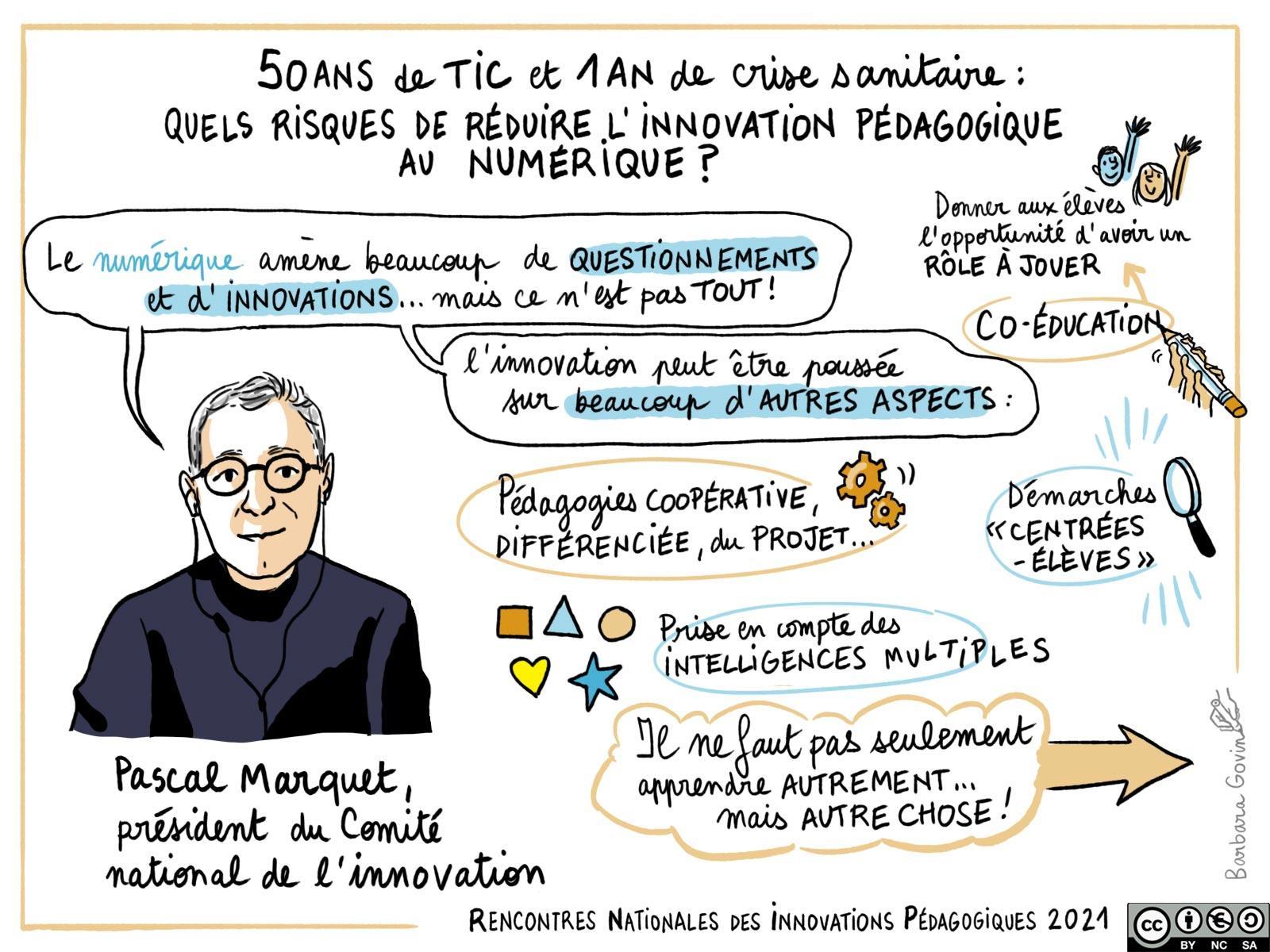25 - Grand témoin - Pascal Marquet