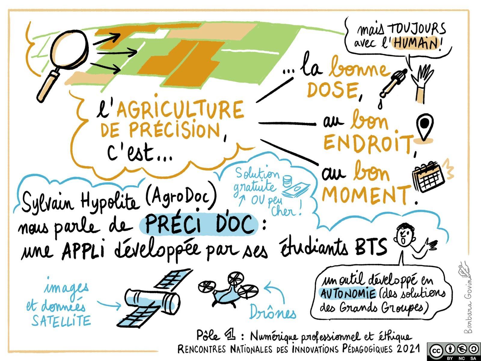 11. Pôle 1 - L\'agriculture de précision - Barbara Govin