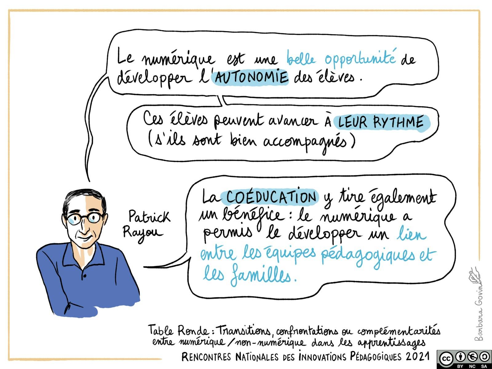 23. table ronde - Patrick Rayou