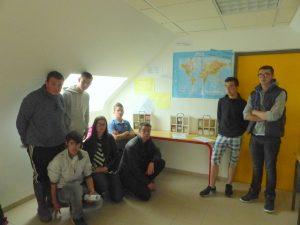 L'équipe projet